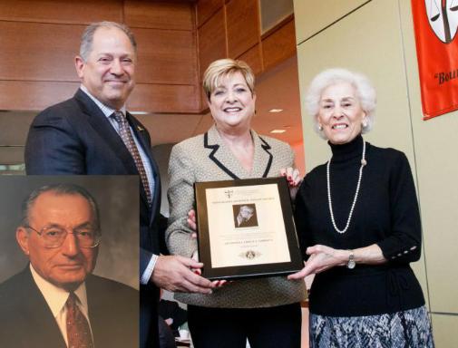 2018 - Camille F. Sarrouf Nolan Award